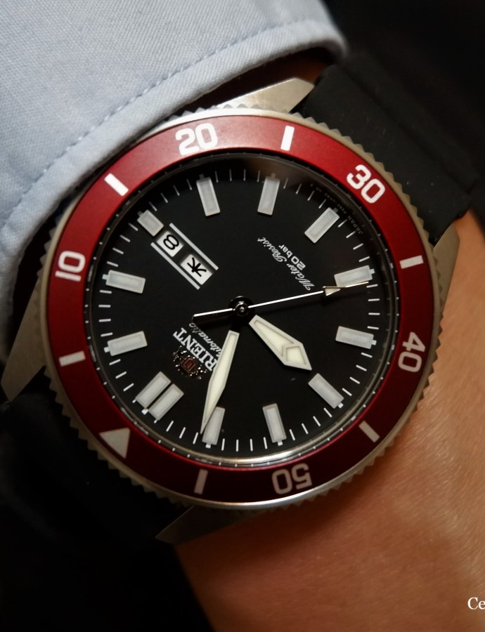 REVIEW: Orient RN-AA0008B 'Ray III'