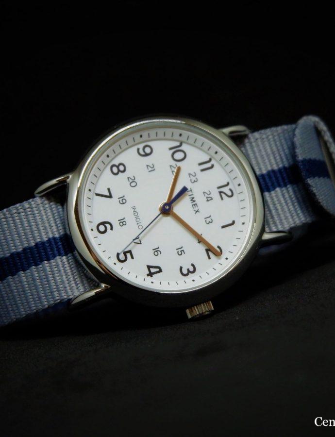 REVIEW: Timex Weekender 38 mm