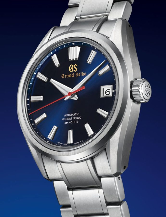 Grand Seiko SLGH003 debuts – new 9SA5 movement in another limited-edition model