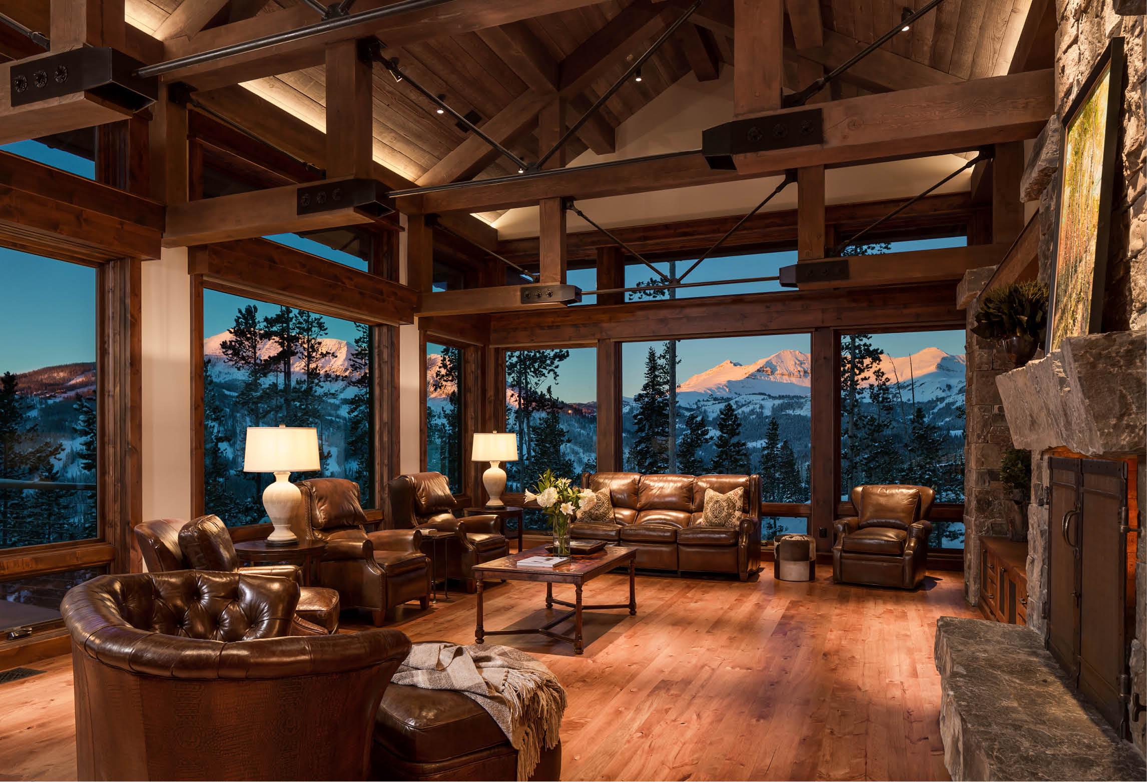 Country Homes Design Ideas