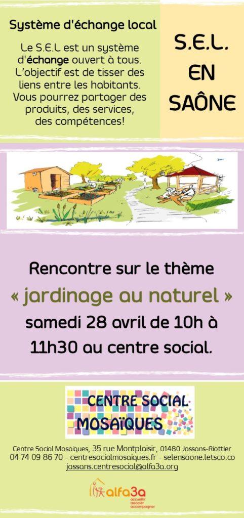 Un jardin au naturel venez partager vos pratiques for Reglement interieur local associatif