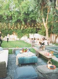 Backyard Rentals For Parties