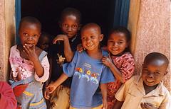 Enfants de Bwira