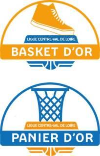 Logo de la Basket d'Or et du Panier d'Or