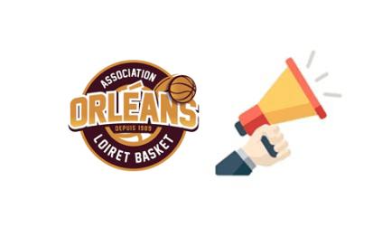 Orléans Loiret Basket Association