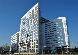 The International Criminal Court in The Hague ...