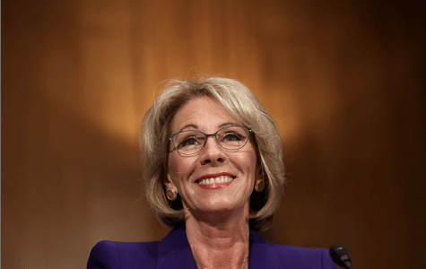 The Controversy of Betsy DeVos