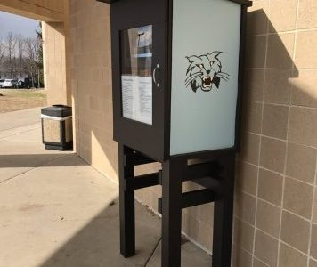 Wildcat Cupboard