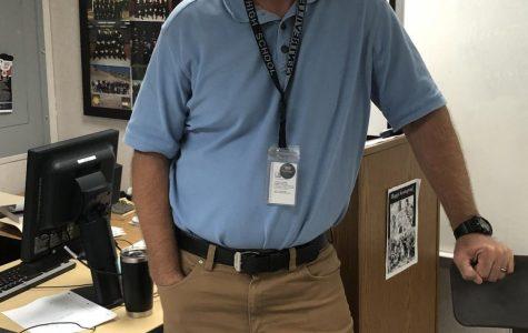September Teacher Spotlights: Mr. Scott