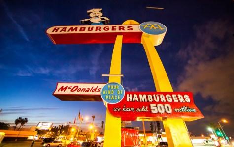 McDonald's Replaces Artificial Preservatives