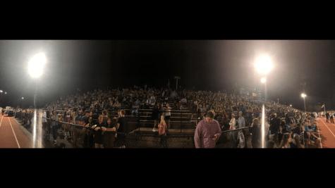 Centreville Varsity Football Game vs South Lakes