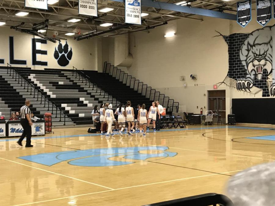 CVHS vs. Langley HS Girls Varsity Basketball Game