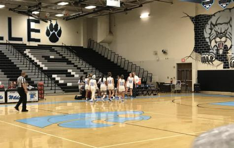 CVHS vs. Langley HS Girls Varsity Basketball Game