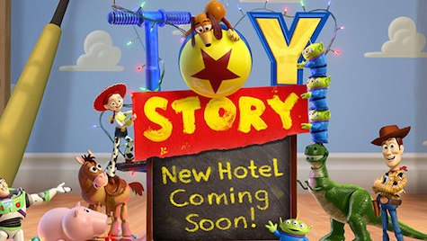 "A New ""Toy Story"" Hotel"
