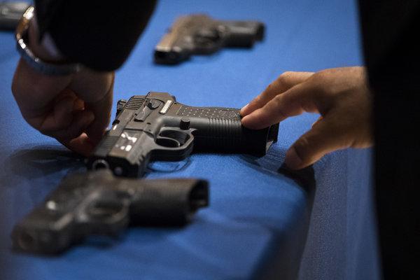 Supreme Court Hears First Gun Case In About a Decade