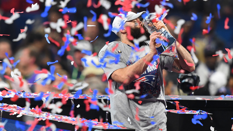 Image result for julian edelman mvp nesn