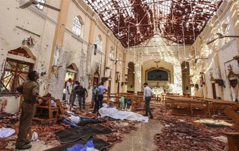 Hundreds Dead in Church Bombing
