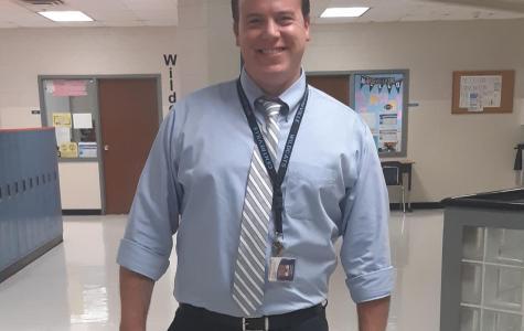 New Teacher Spotlight: Andrew Campbell