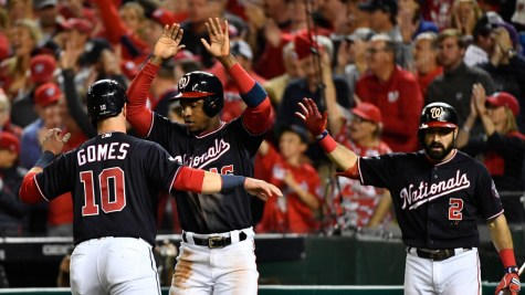 The Turnaround of the Washington Nationals
