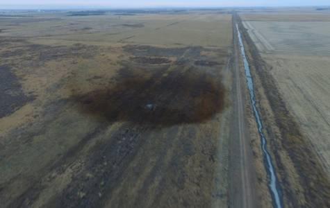 Keystone Pipeline Spills 383,000 Gallons of Oil