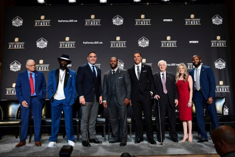 NFL Mid-Season Awards 2019