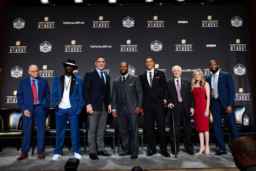 NFL Mid-Season Awards 2019
