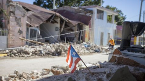 Major Earthquakes in Puerto Rico