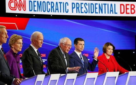 Seventh Democratic Debate