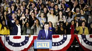Pete Buttigieg Wins Iowa Caucus