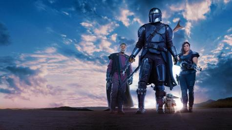The Mandalorian promotional image (credit: Disney Plus https://www.disneyplus.com/series/the-mandalorian/3jLIGMDYINqD)