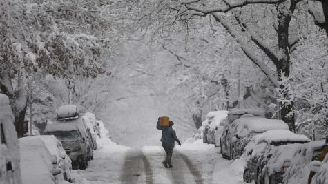 Texas Snowstorm Disaster