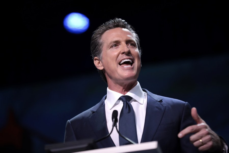Governor Newsom Faces Recall
