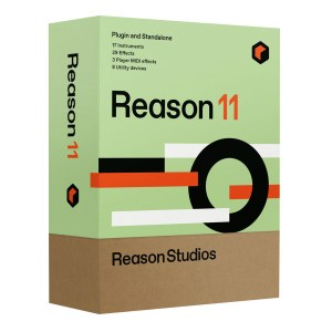 Propellerhead Reason 11 (Digital Download)