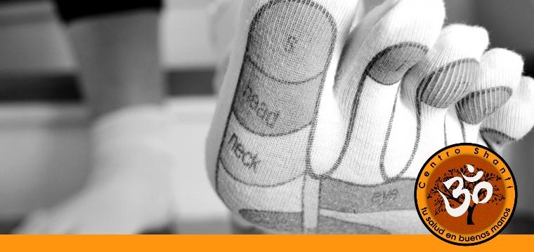 Masaje en los pies [Guía y consejos]