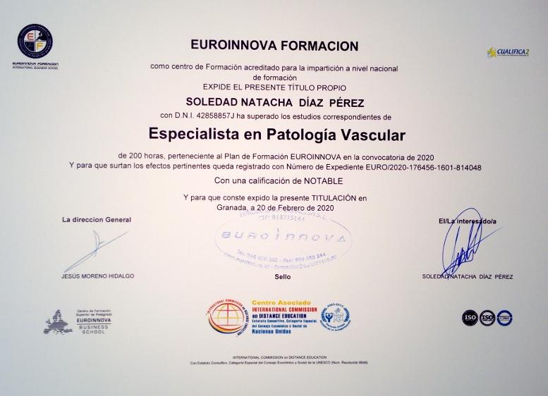 Patología Euroinnova