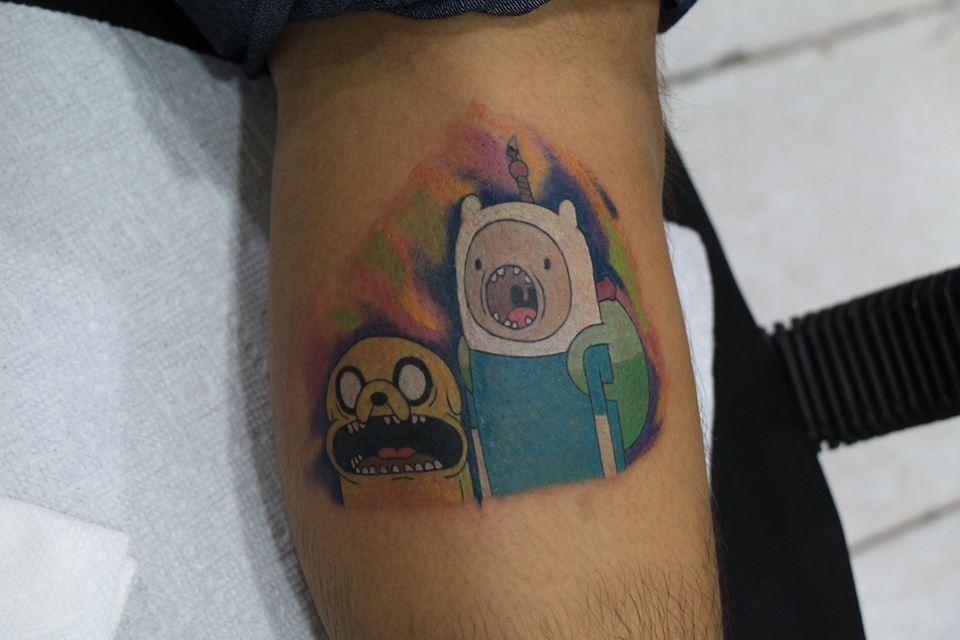 Tatuajes X Leonardo Loeza