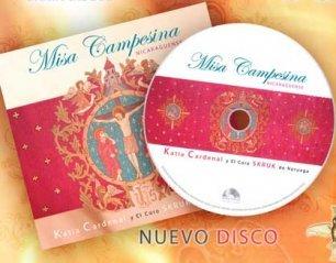 Nuevo disco de Katia Cardenal
