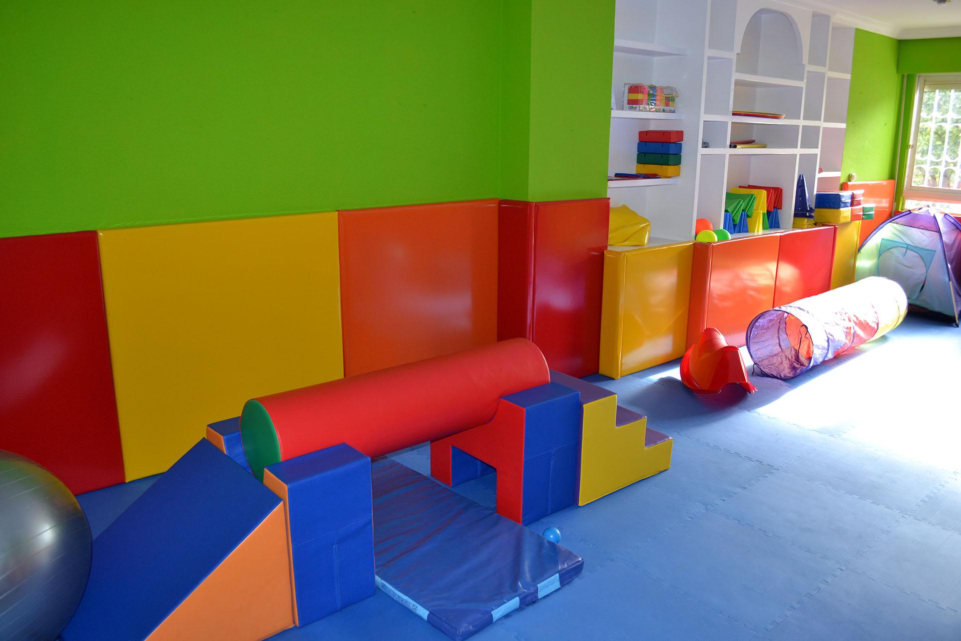 Sala de Integración Sensorial / Psicomotricidad