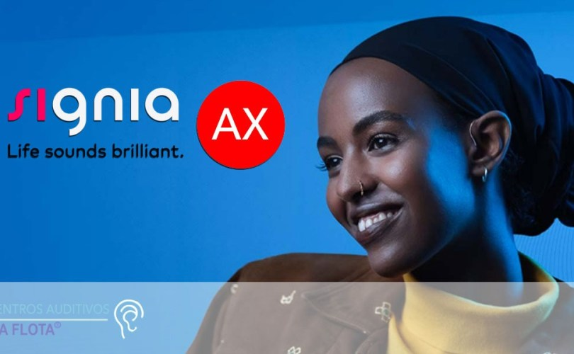 La revolucion auditiva a tu alcance con Signia AX