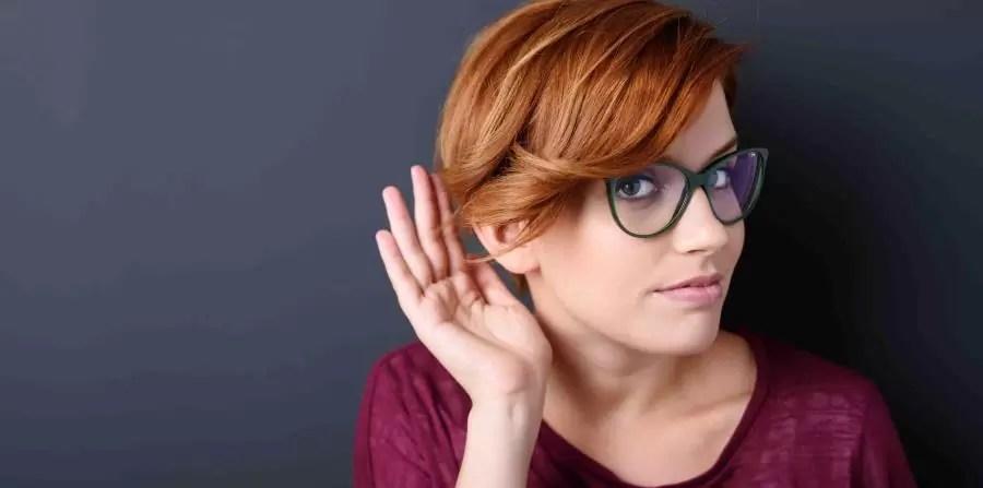 La extraña afección que hace que algunas personas  no puedan escuchar la voz de los hombres
