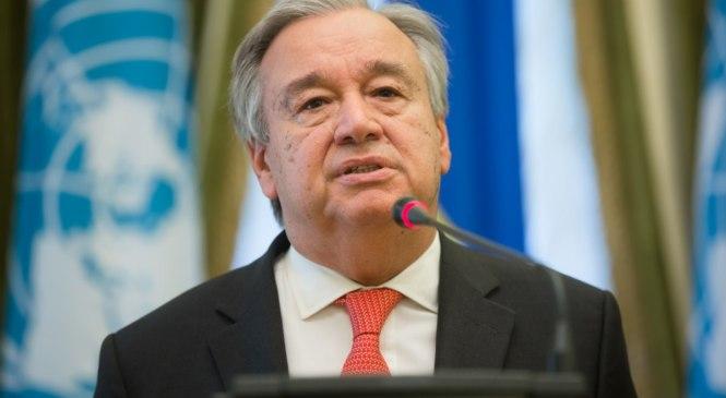 """""""El mundo debe despertar"""": La advertencia del Secretario General de la ONU"""