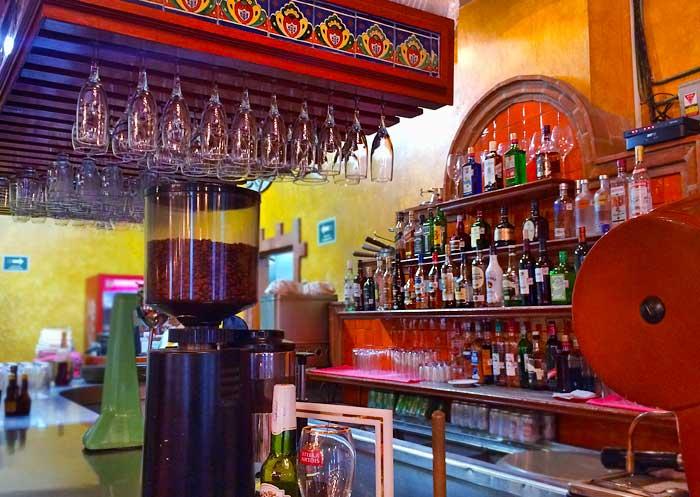 Restaurante Mxico Viejo  Centro Histrico