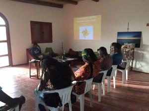 proceso participativo Aminata