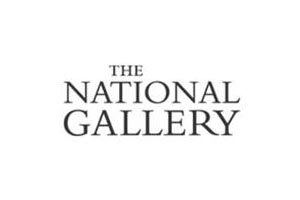 logo national gallery londres