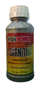 l-carnitina liquida