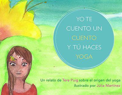 Yoga en familia y cuentos infantiles