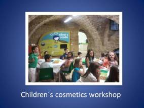 Children´s Cosmetics Workshop