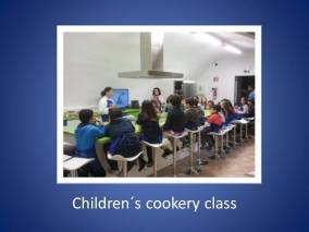 Children´s Cookery Class