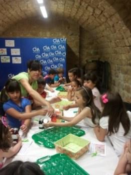 Talleres de Cosméticos para Niños