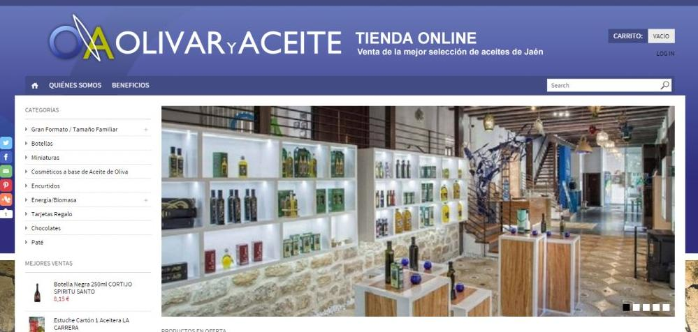 Pasos de Compra en Tienda Online